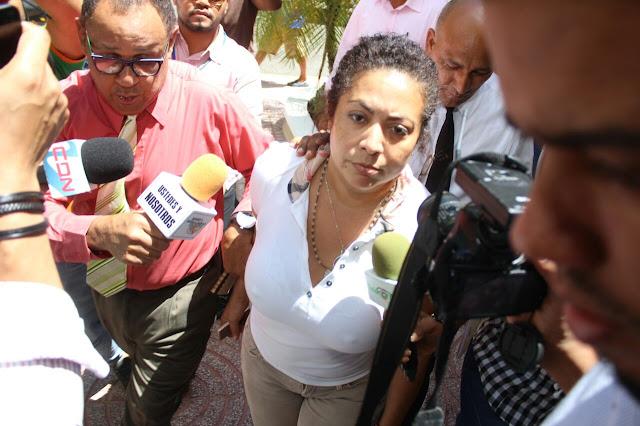 """Simón Bolívar Ureña """"El Boli"""" confesó que Marlon Martínez le dio de beber algo a Emely Peguero que le provocó un sangrado"""