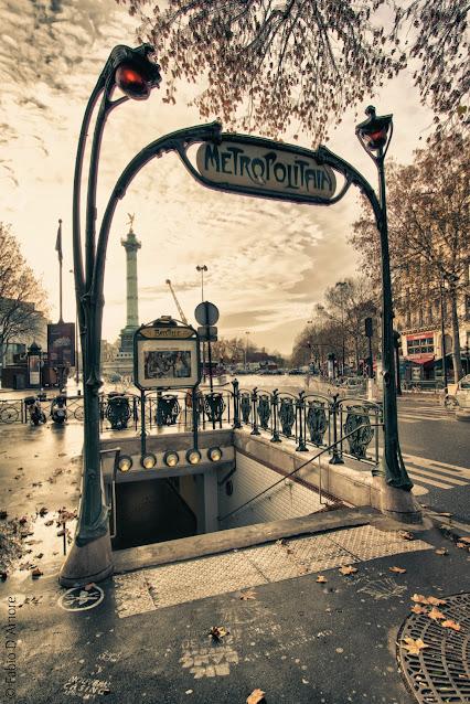 Bastiglia-Parigi