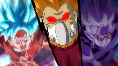 Super Dragon Ball Heroes Capítulo 5 Sub Español Online