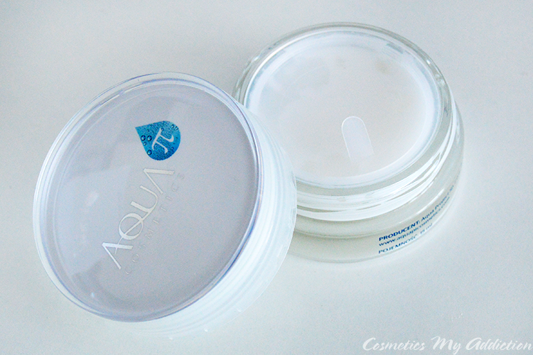 Aqua Pi - krem pod oczy oraz balsam ujędrniający