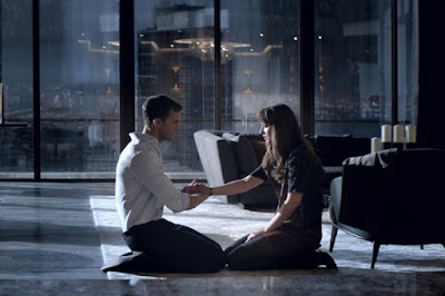 'Fifty Shades Darker' Lacks Warmth And Passion