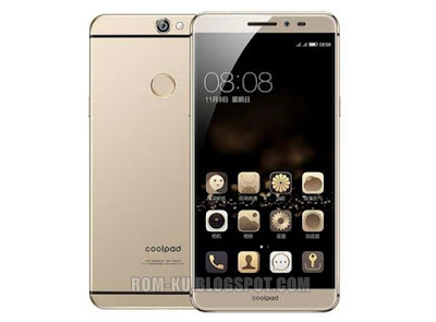 Firmware Coolpad Max A8 Tested (CPB + QFIL)
