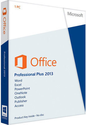 Ms office 2013 professional plus 2013 (32-64bit) iso – download.