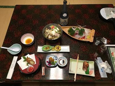 グリーン荘の夕食