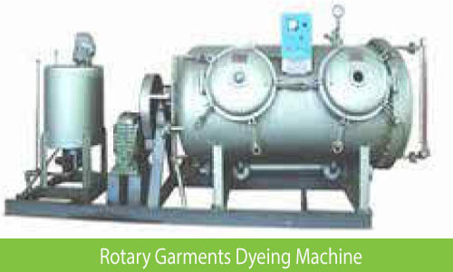 garments dyeing machine