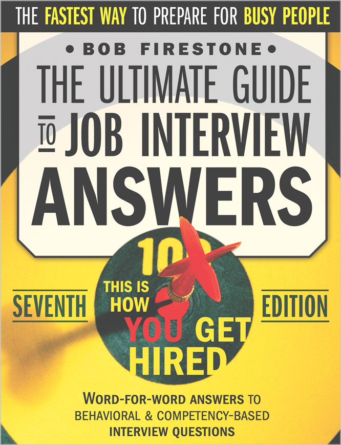 An Ultimate Guide to Job Interview Answers