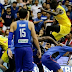 Mass brawl at FIBA qualifiers: Philippines Vs. Australia - Video