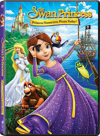 giveaways, kids movies, The Swan Princess