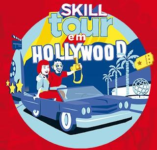 Promoção Skill 2017 Viagem Estados Unidos Tour Hollywood