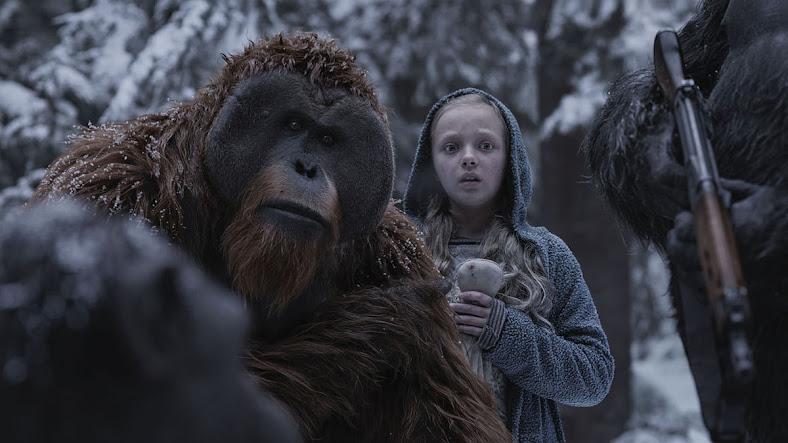 Fotograma: La guerra del planeta de los simios