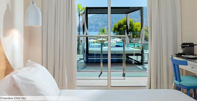 Chambre avec vue sur la mer Camp del Mar à Majorque