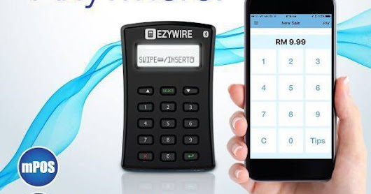 Ezywire MPOS - Payment On The Go