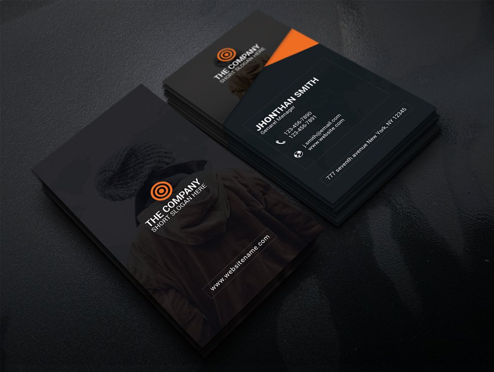 85 best free psd business card templates photoshop download free business card template psd cheaphphosting Gallery