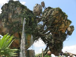 Pandora Floating Islands Animal Kingdom