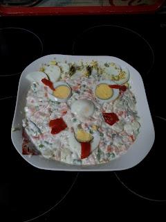 receta ensaladilla rusa