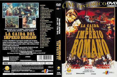 La caída del Imperio Romano - [1964]