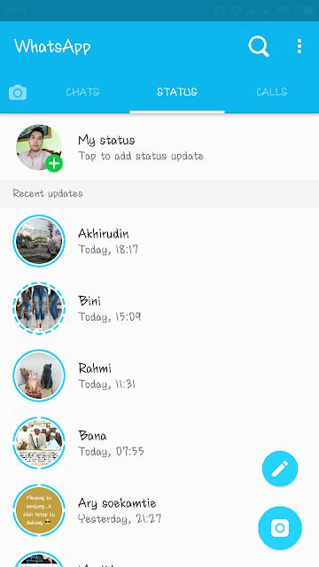 Cara merubah font tulisan di Xiaomi miui 10