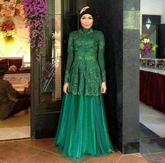 Model Baju Kebaya Muslim Terbaru Dan Trendi