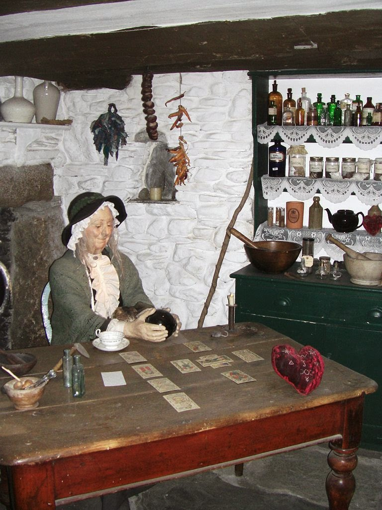 Museum of Witchcraft Cornwall