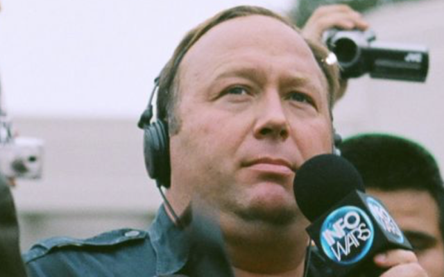 Alex Jones And The Rise Of Corporate Censorship