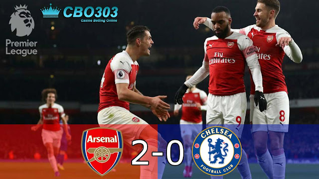 Video Highlights dan Cuplikan Gol Arsenal vs Chelsea
