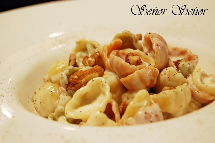 Receta salsa gorgonzola
