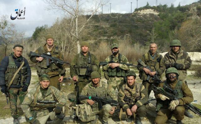 Ρώσοι μισθοφόροι πεθαίνουν στη Συρία και την Ουκρανία για τον Πούτιν