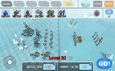 Epic Battle Simulator 2 v1.1.50 Mod Apk Money
