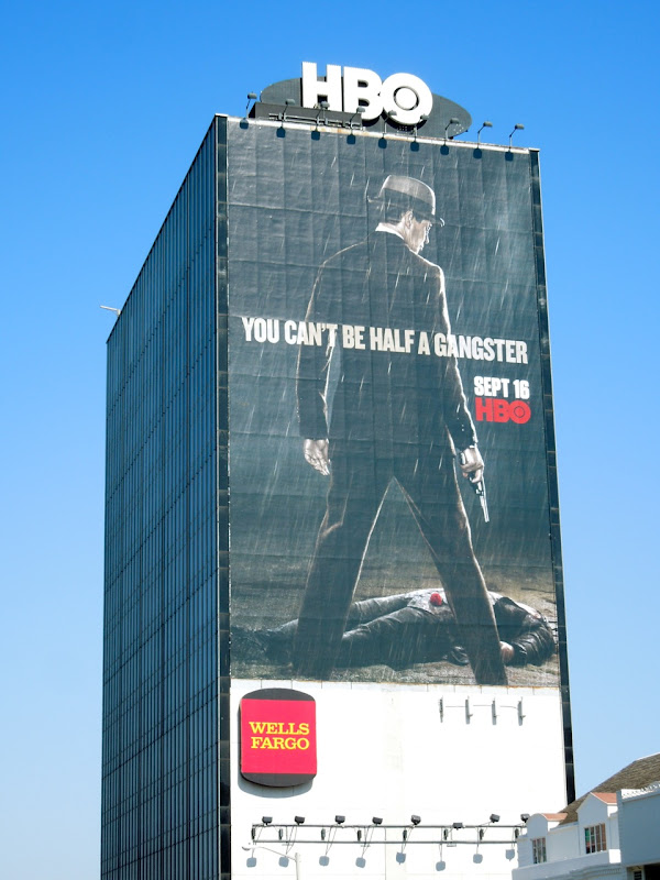 Boardwalk Empire season 3 teaser billboard