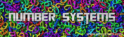 Number Systems for Competitive Examinations