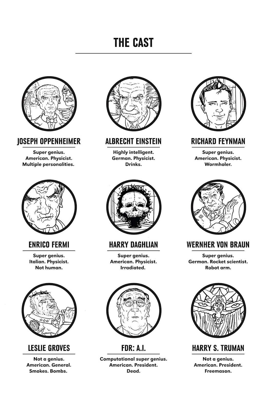 Ultimate Guide to Cool: Manhattan Projects proves Jonathan