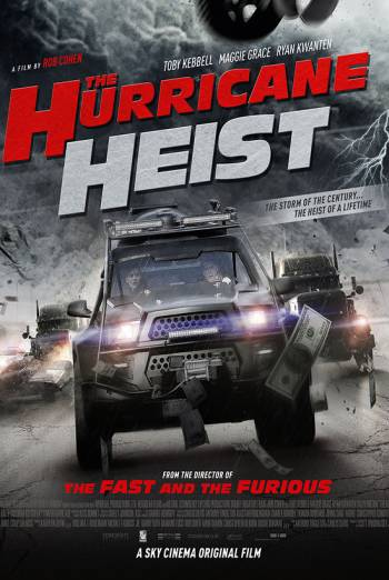 The Hurricane Heist (2018) 480p BluRay Dual Audio [Hindi – English] 300MB