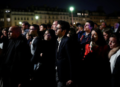 INTERNATIONAL:   Ode to Notre Dame by the Washington Post - photos and videos