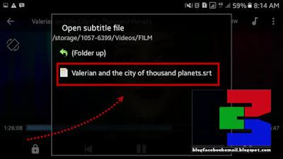 cara agar video ada subtitle nya