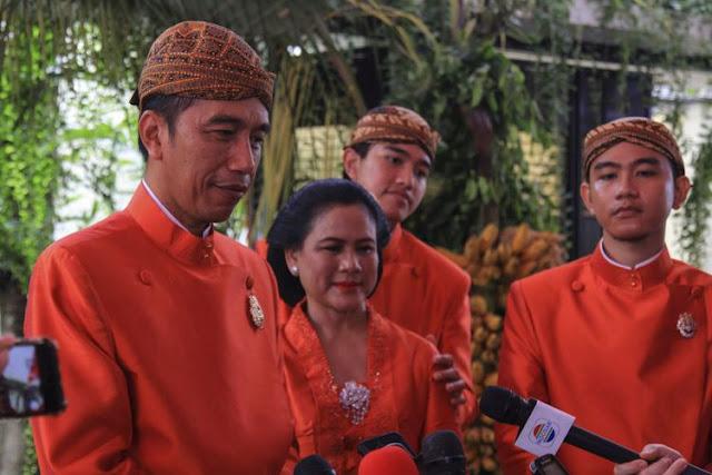Mengapa Pernikahan Putri Jokowi Dilaksanakan Hari Rabu?