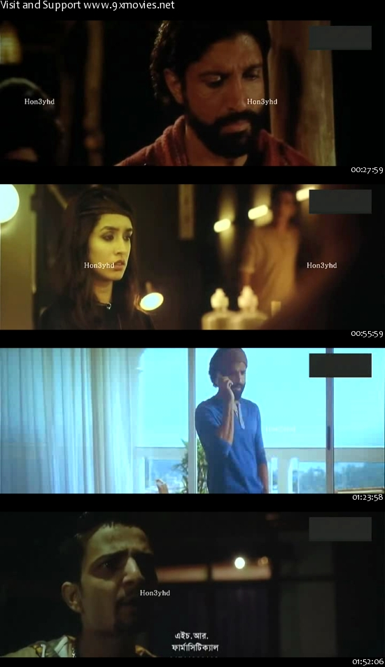 Rock On 2 (2016) Hindi DVDScr