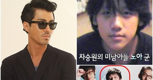 Son Seung Won: Cha Seung Won's Son Accused Of Sexually Assaulting A Minor