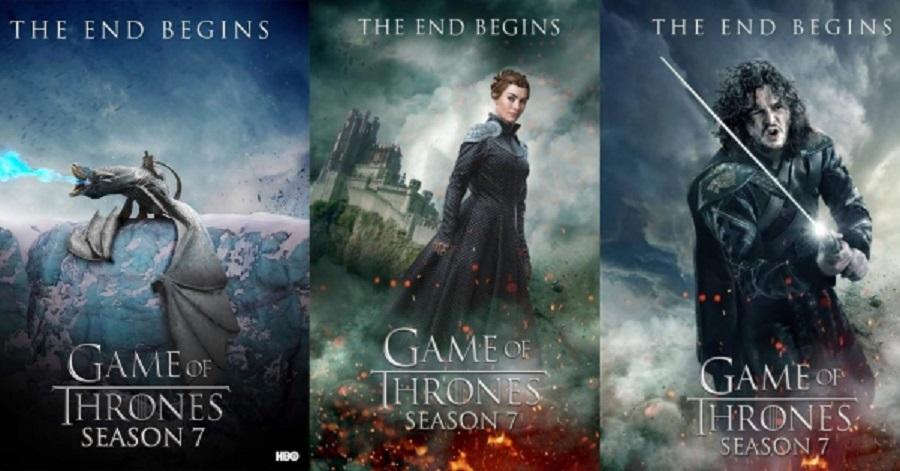 Série Game of Thrones - 7ª Temporada Completa Todos os Episódios Dublada para download