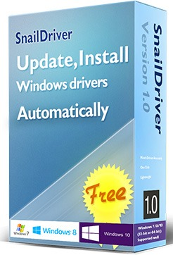 برنامج تحديث تعريفات الويندوز على الكمبيوتر SnailDriver