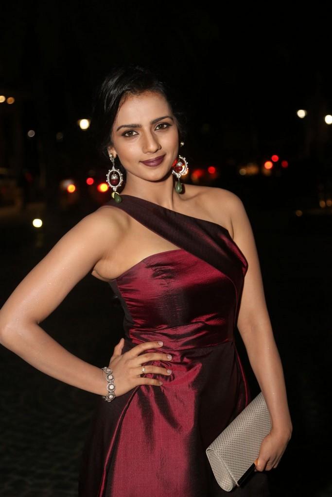 Sruthi Hariharan At 64th Jio Filmfare Awards 2017 Stills