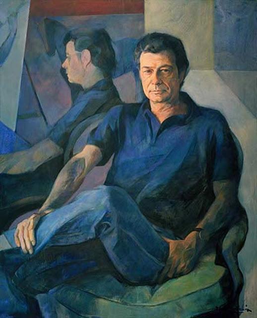 José Pantaleón, Maestros españoles del retrato, Pintor español, Retratos de José Pantaleón, Pintores de Oviedo