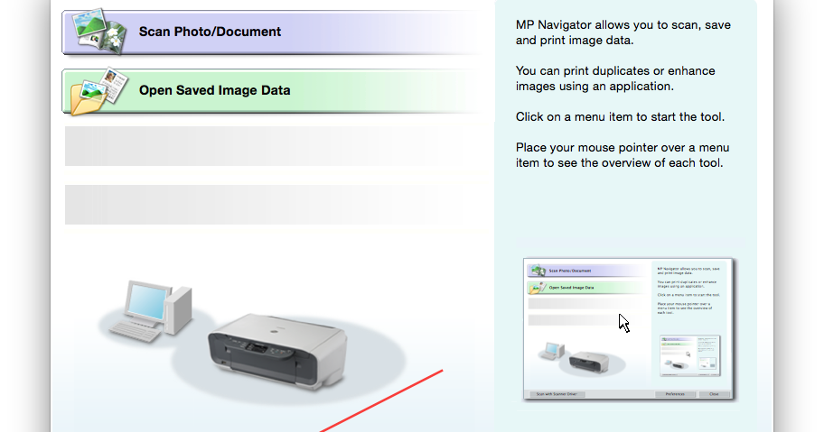 MP150 NAVIGATOR SCANNER DRIVERS FOR MAC DOWNLOAD