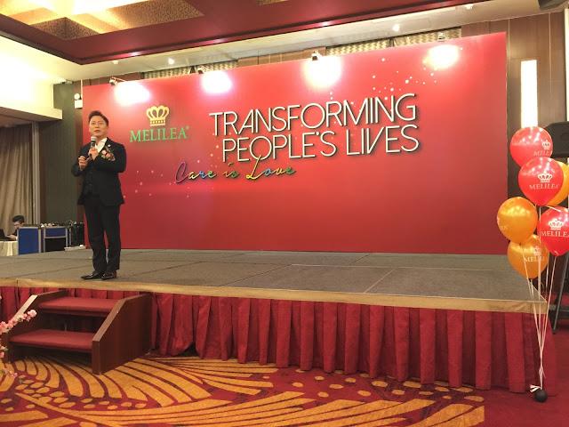 Founder of MELILEA - Datuk Dr Alan Wong