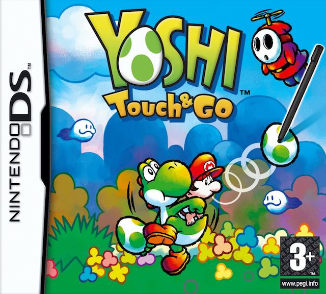 Yoshi Touch & Go (E) (Eternity)