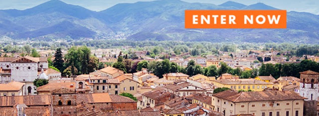 Tastebook is celebrating Paul Graham's critically acclaimed new book, IN MEMORY OF BREAD by offering you a chance to enter once to win a culinary getaway to Tuscany, Italy!