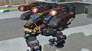 تحميل لعبة war robots v3.1.0 اموال غير محدودة! للاندرويد [ اخر اصدار ] (تحديث)