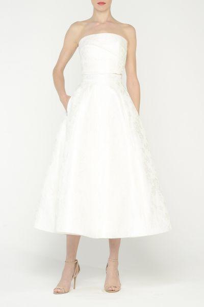 vestidos de boda civil para la novia