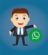 Us number whatsapp