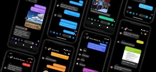 Bagaimana cara mengaktifkan dark mode di aplikasi Messenger?