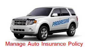my progressive insurance login